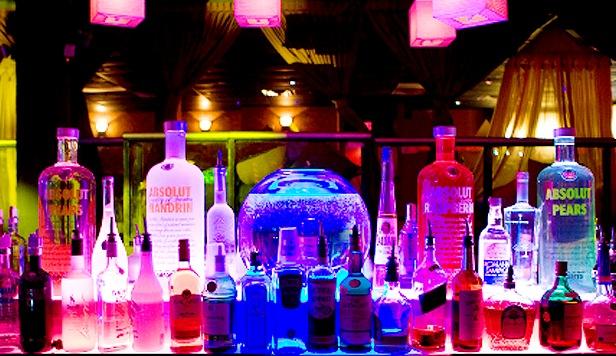 Bebidas em Miami e Orlando