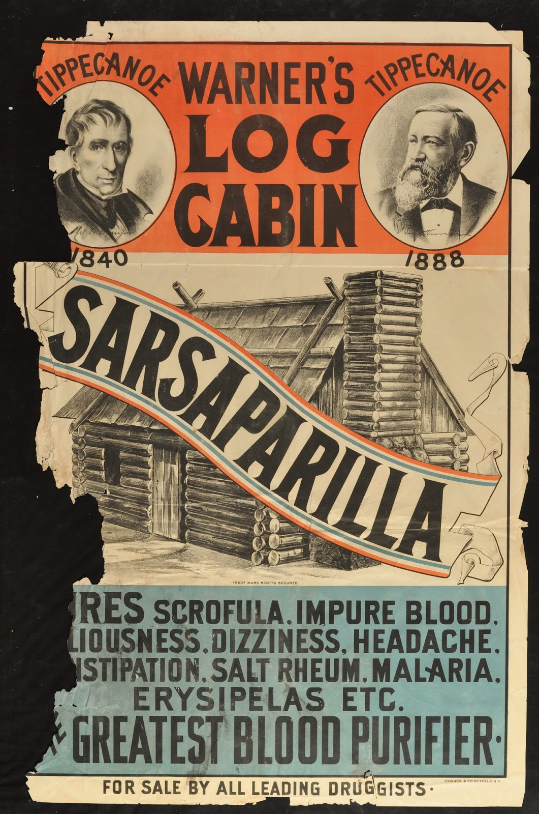Poster Mountain: How Do You Pronounce Sarsaparilla? - photo#36