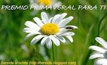 PREMIO PRIMAVERAL
