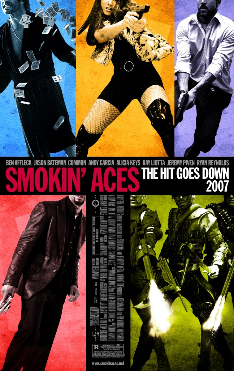 Paincho Smokin Aces