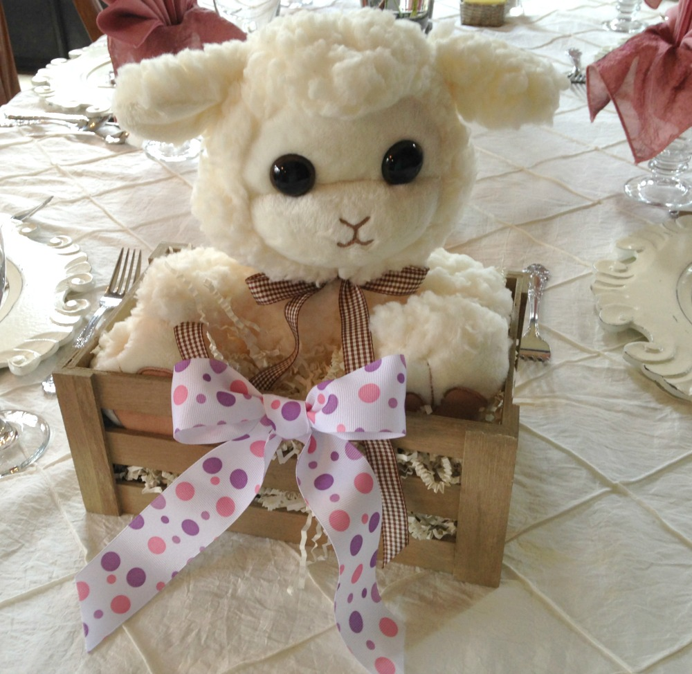 The Nest At Finch Rest: Little Lamb Baby Shower Luncheon
