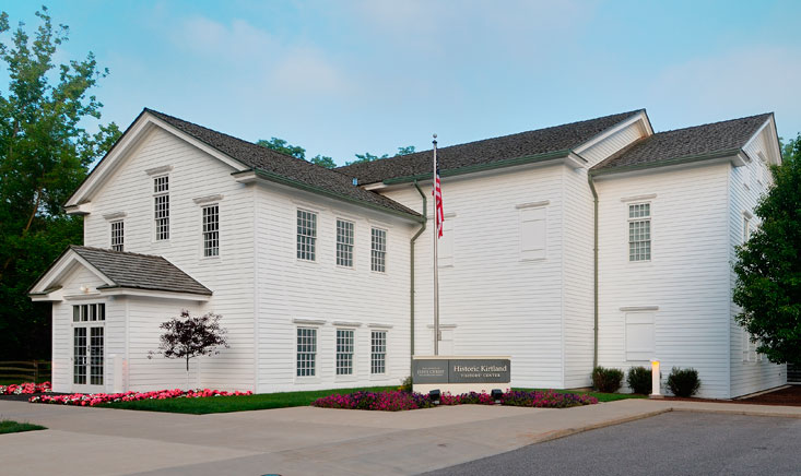 Visit Historic Kirtland