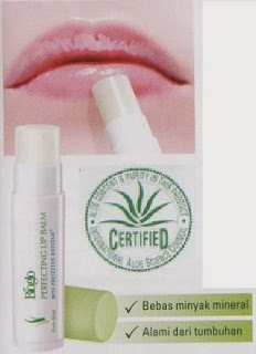 Bioglo Pure Aloe Perfecting Lip Balm
