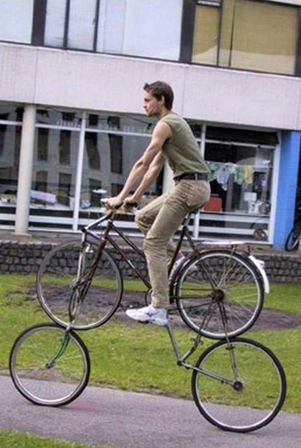 World Amazing Bicycles