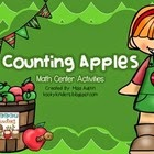http://www.teacherspayteachers.com/Product/Counting-Apples-Math-Center-Activities-1426812