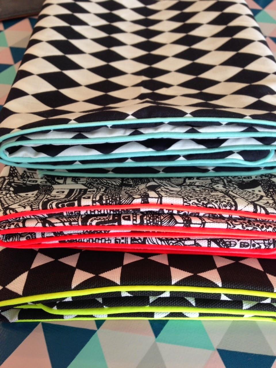 By filihopsasa: patchwork (tæpper puder sengetøj)