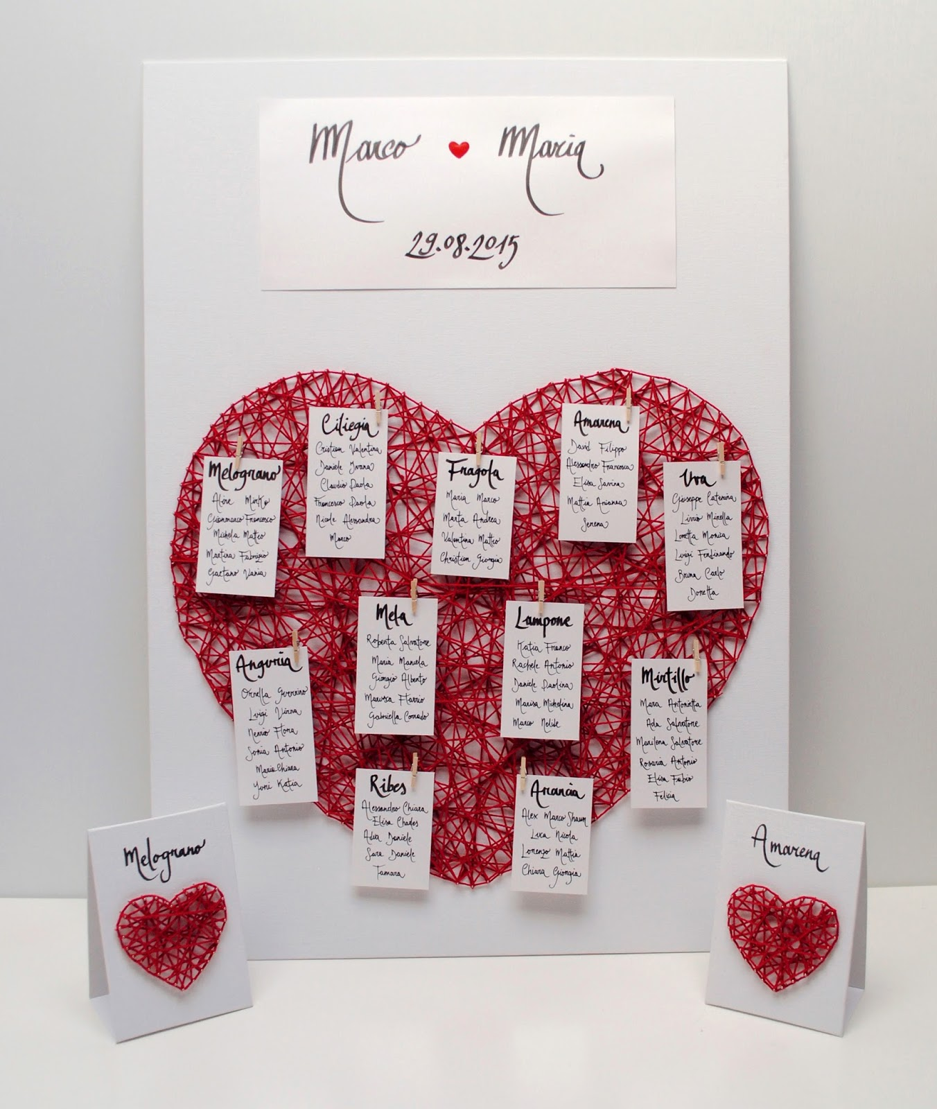 Tema Matrimonio In Rosso : Tema matrimonio organizzazione forum