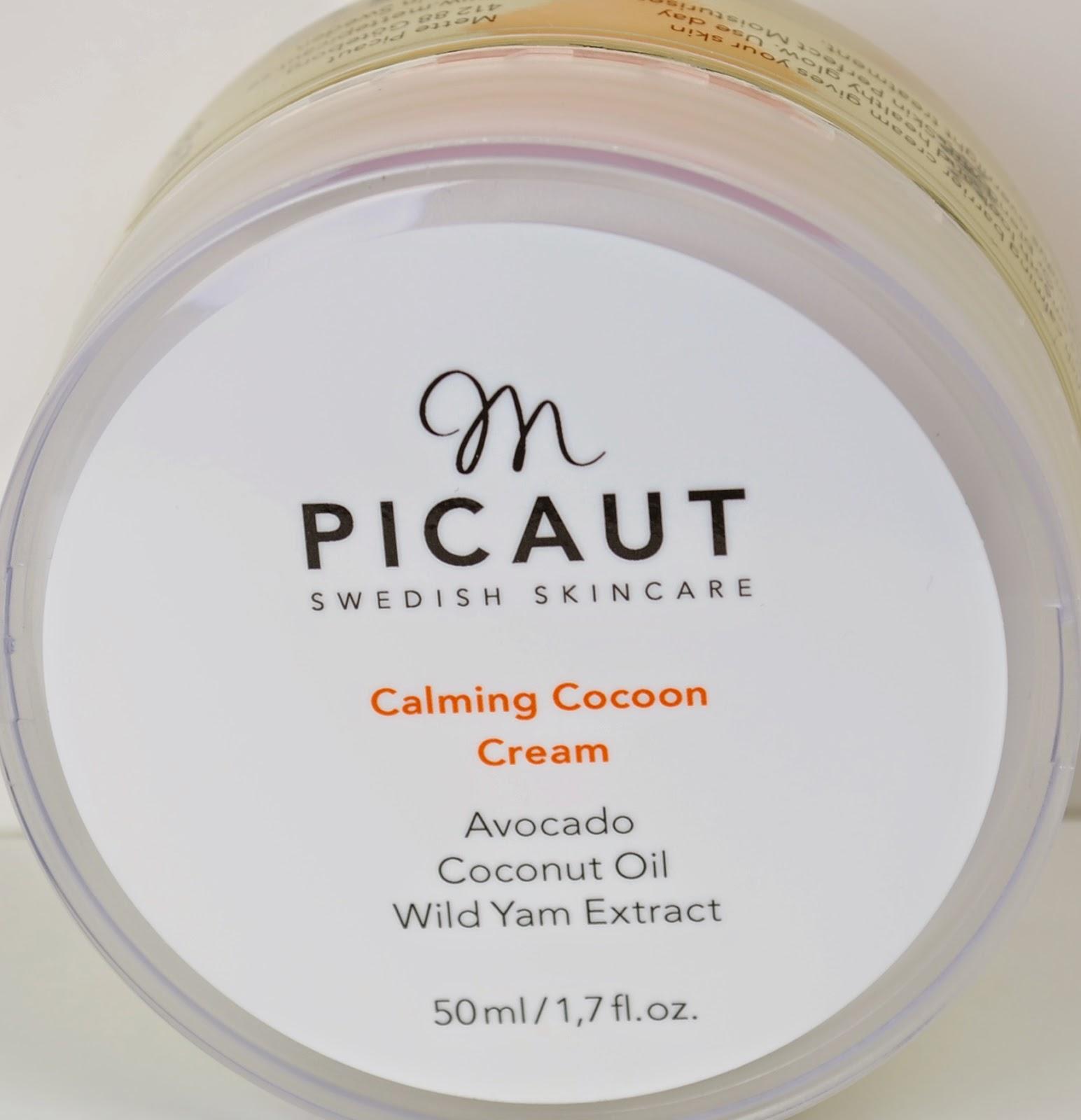calming cocoon cream