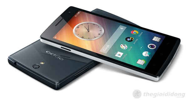 Firmware Oppo R827 Official