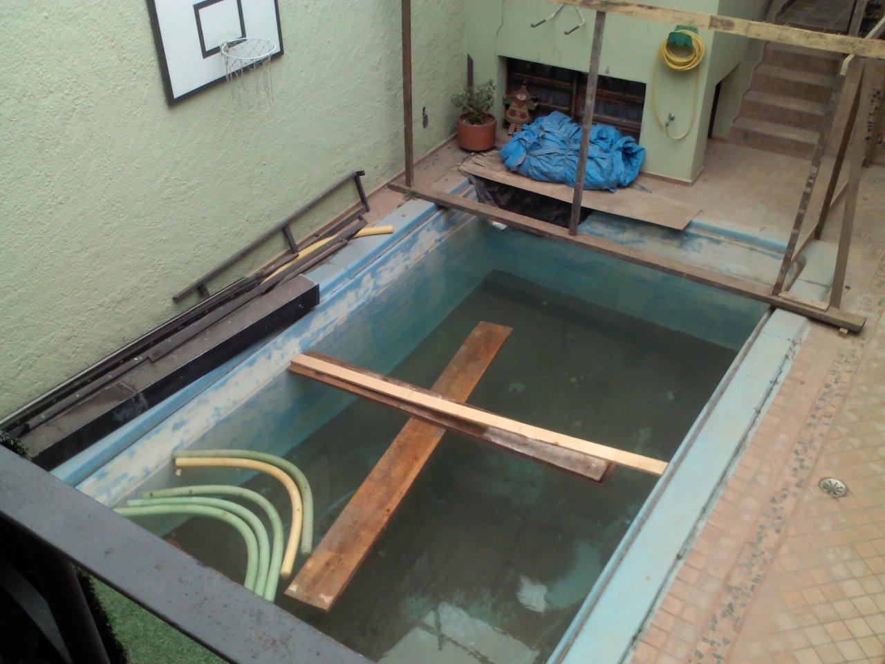 Como reformar a piscina for Azulejo para piscina