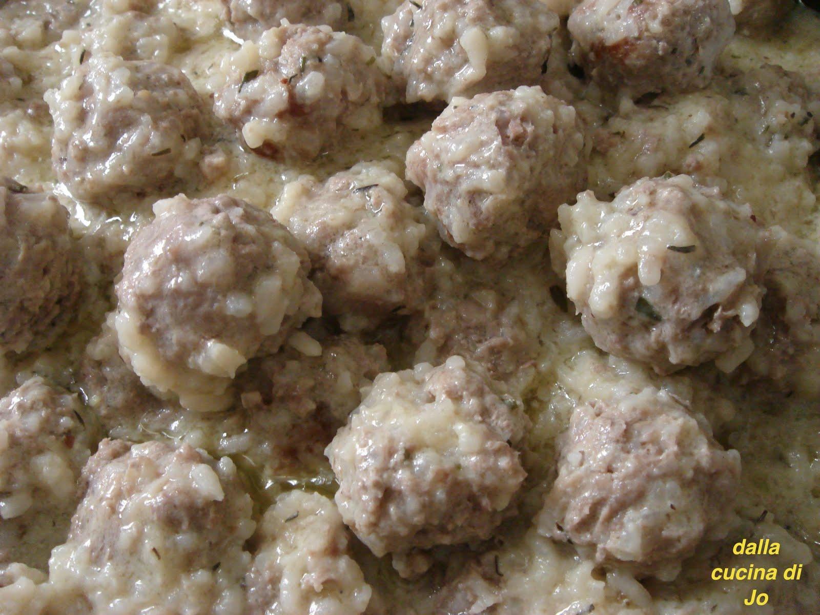Ricette polpette di carne in brodo