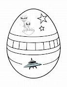 . vida de Jesús , se le incrustó en el costado el filo de una lanza y . huevo pascua ufo