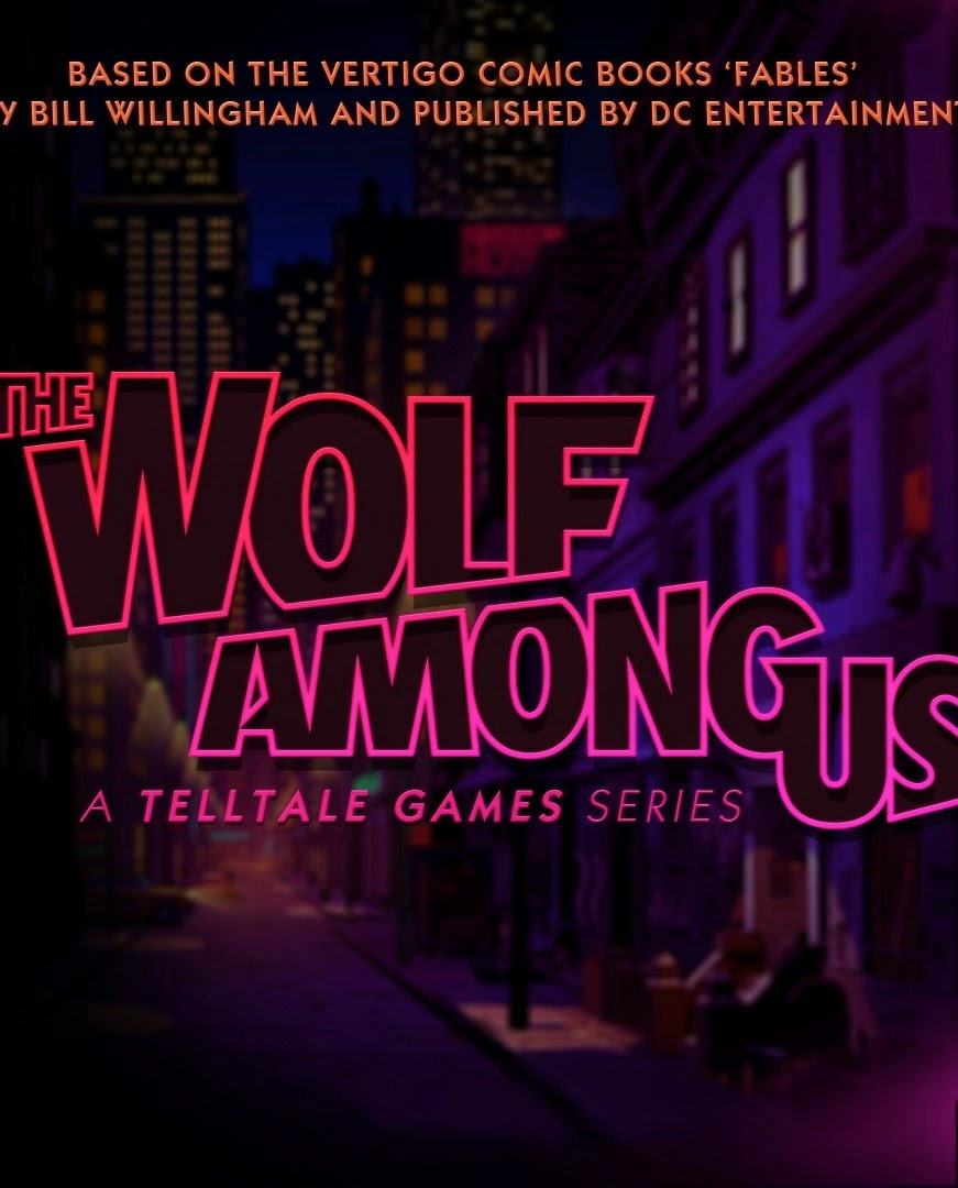 The Wolf Among Us PC Game release