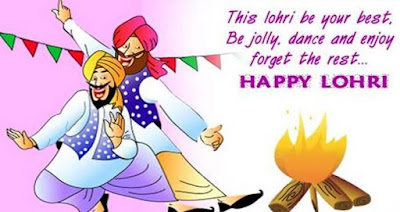 Happy Lohri 2016 HD wallpaper