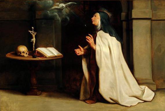 Teresa d'Avila