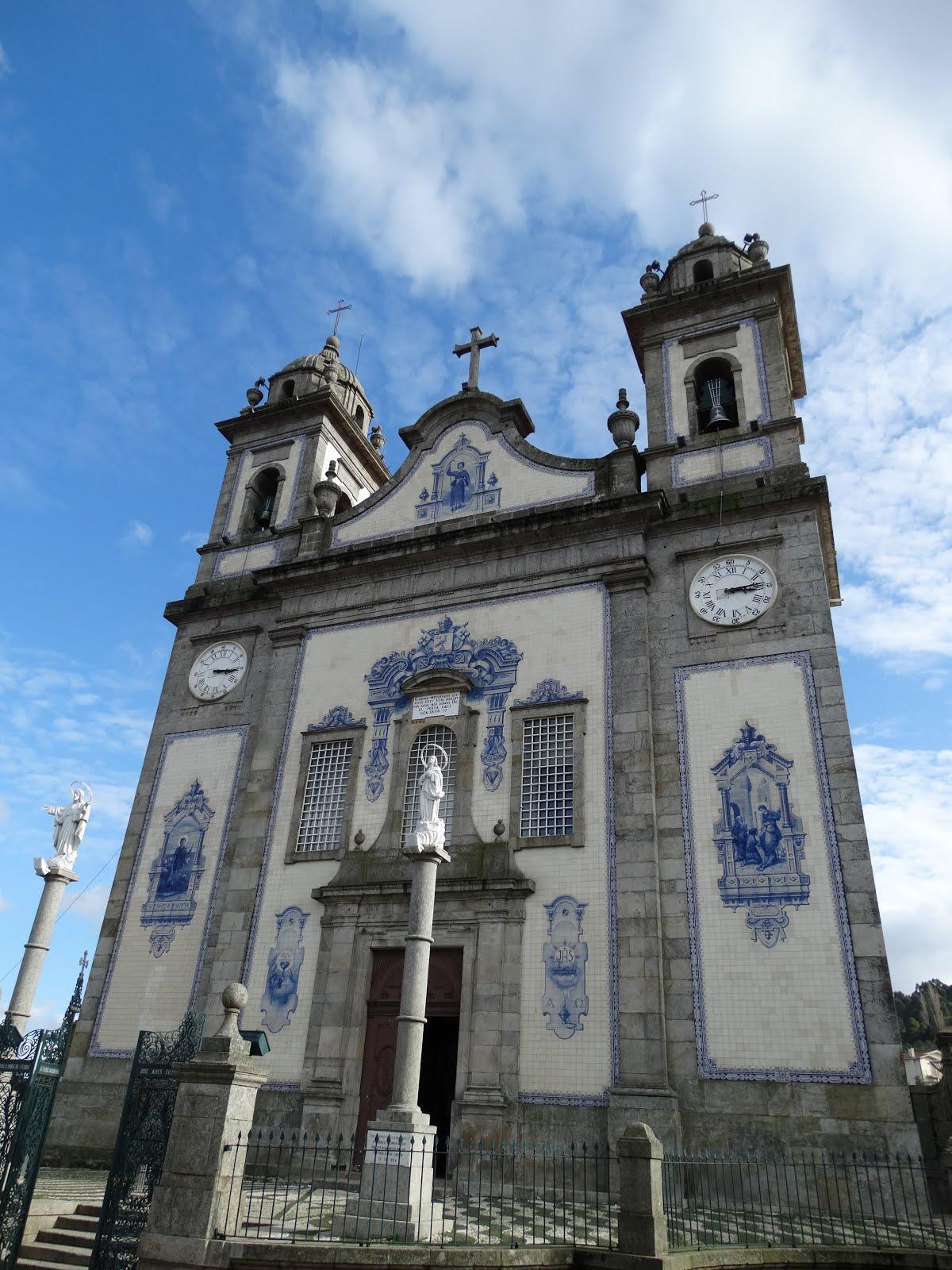 Igreja Matriz de Valongo