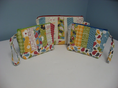 Fun Little Zippered Accessory Bags