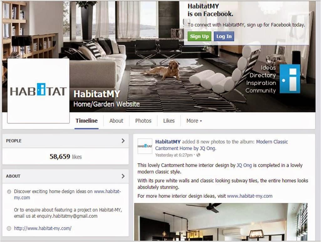 Choypengism: Interior Design Inspiration at Habitat-my