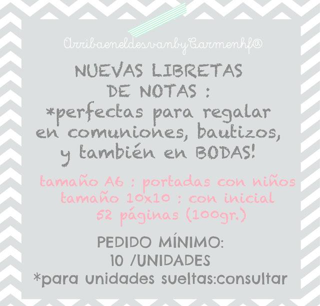Libretas-notas-infantiles-CUTE-STATIONERY