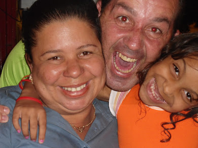 Adriana , Paulo  e  Letícia Gabrielle