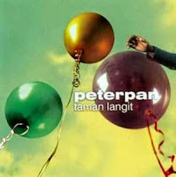 Album Peterpan Pertama Taman Langit (2003)