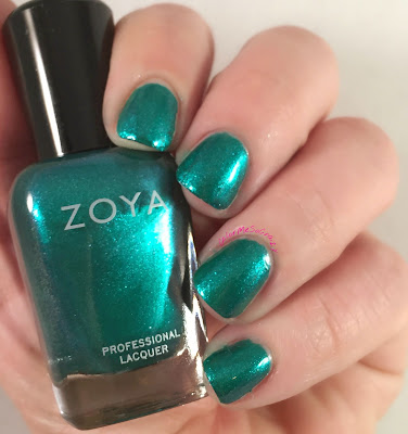 zoya selene, paradise sun collection, summer 2015