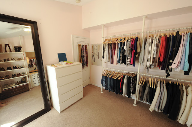 domestic jenny dressing room reveal