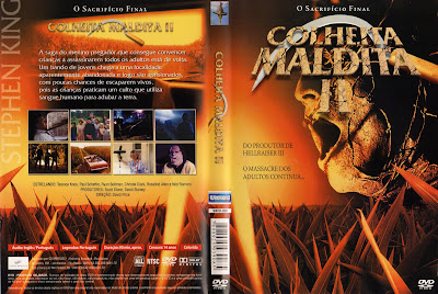 Filme Colheita Maldita 2 DVD Capa