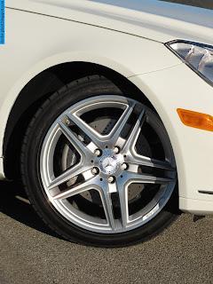 Mercedes e350 tyres/wheel - صور اطارات مرسيدس e350