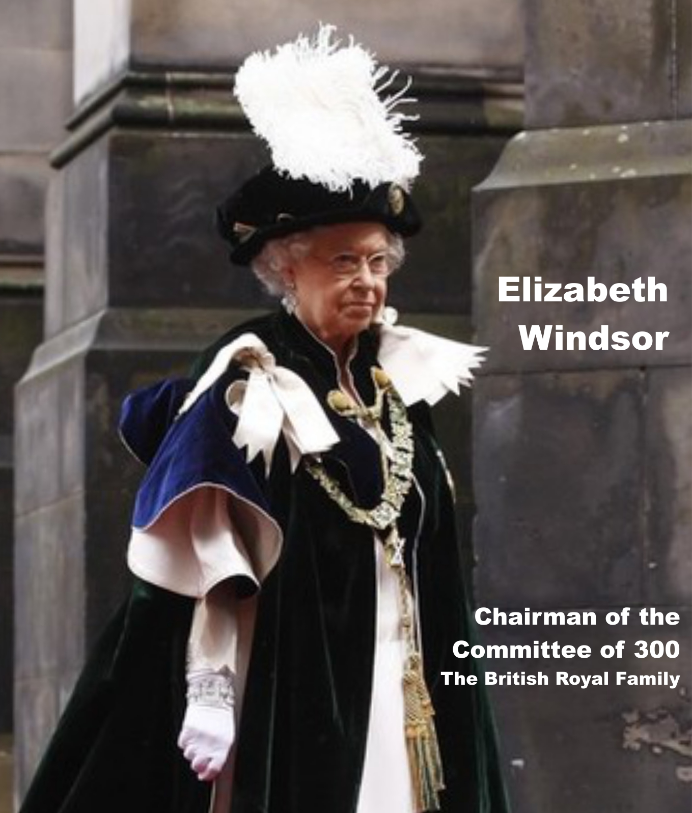 European bloodlines face end-time vortex of exposure  Elizabeth%2BWindsor%2B-%2BChairman%2Bof%2Bthe%2BCommittee%2Bof%2B300