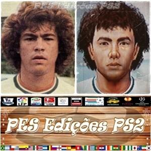 """Edino Nazareth Filho """"Edinho"""" (Clássicos) ex Fluminense"""