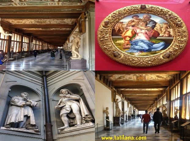 Uffizi Floransa