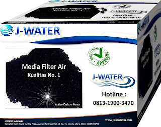 MEDIA FILTER AIR TANAH