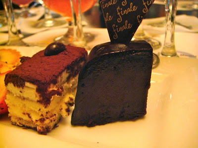 Finale desserts