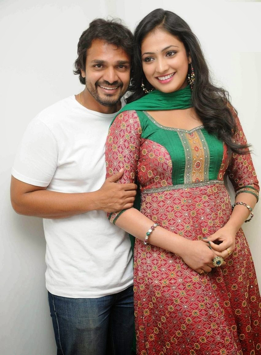 Hari priya at Ranatantra movie audio launch