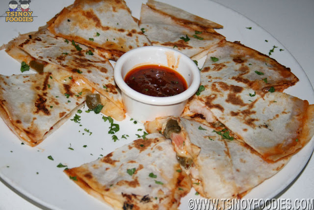 Chicken Barbeque Quesadilla