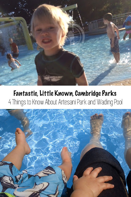Fantastic, Little Known, Cambridge Parks - 4 Things to Know About Artesani Park and Wading Pool