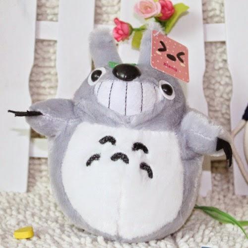 Jual boneka lucu Totoro
