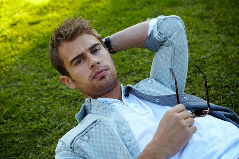 Divergent Life: NEW Bello Magazine Photoshoot Outtakes with Theo James ...