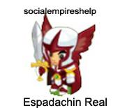 imagen del espadachin real de social empires