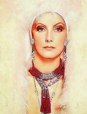 Una Sioux de Lujo
