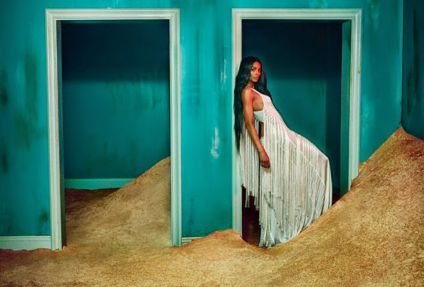 Roberto Cavalli Fall/Winter 2015/16 Campaign starring Ciara