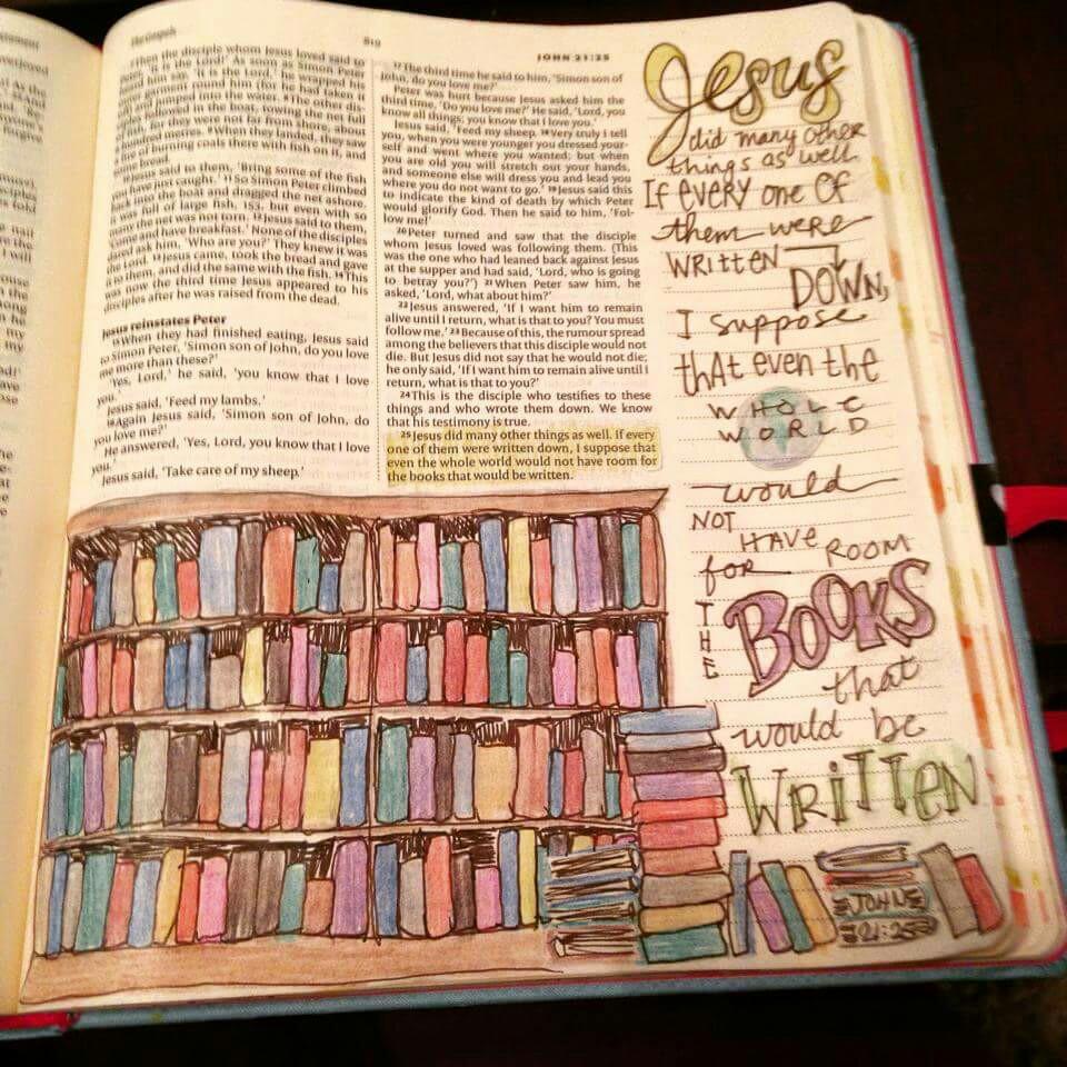 did jesus write a book
