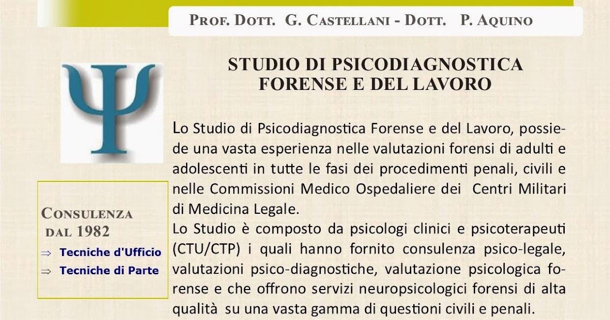 Studi medici montegrappa psicodiagnostica - Tavole di rorschach interpretazione ...
