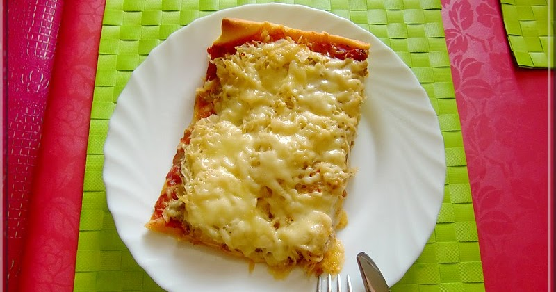 dekoretti s welt deftige sauerkraut hackfleisch pizza. Black Bedroom Furniture Sets. Home Design Ideas
