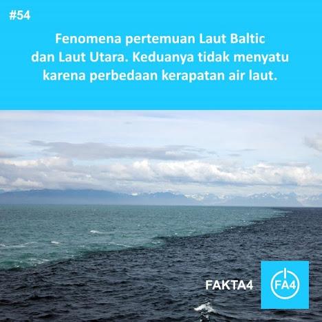 Pertemuan Laut Baltic dan Laut Utara