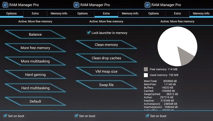 Cara Mudah menambah kapasitas Ram HP Smartphone Android
