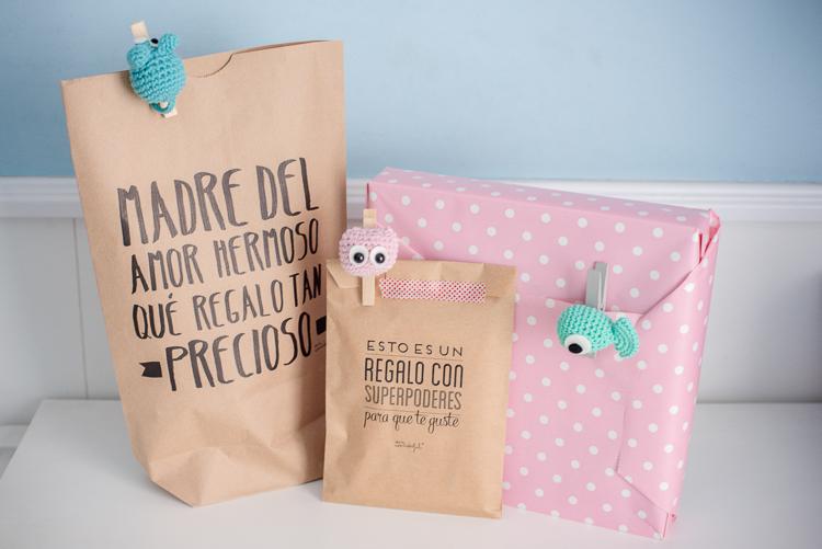 El gallo bermejo regalos para profes con un empaquetado - Empaquetado de regalos ...