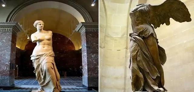 ΕΡΕΥΝΑ ΣΟΚ: Πόσα κερδίζει το Μουσείο του Λούβρου από τα Ελληνικά εκθέματα;
