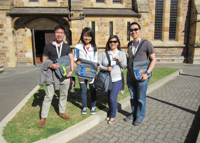 CoC goes to ACYMC 2014 in Adelaide, 3-5 October